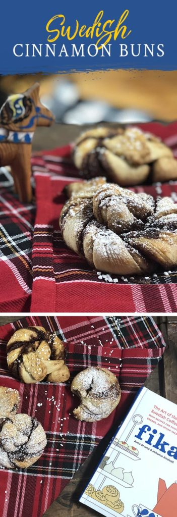 With this Swedish Cinnamon Buns recipe, you'll think you're in Stockholm! Check it out now!